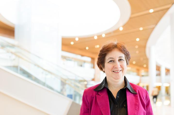 Photo of Dr. Maya Guglin, UK Gill Heart & Vascular Institute