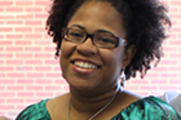 Dr. Allison Caban-Holt, Sanders-Brown Center on Aging