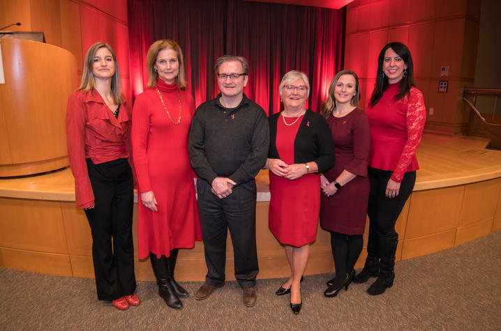 The Healthy Hearts for Women Symposium at the University of Kentucky