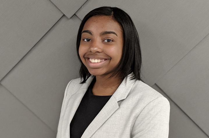 Photo of Kayla Woodson, member of DEI leadership team