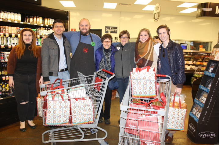 Photo of Legal Clinic shopping at Lucky's