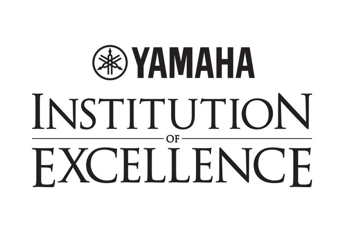 photo of logo for Yamaha Instituton of Excellence