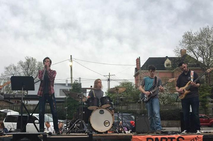 photo of DeadLast performing