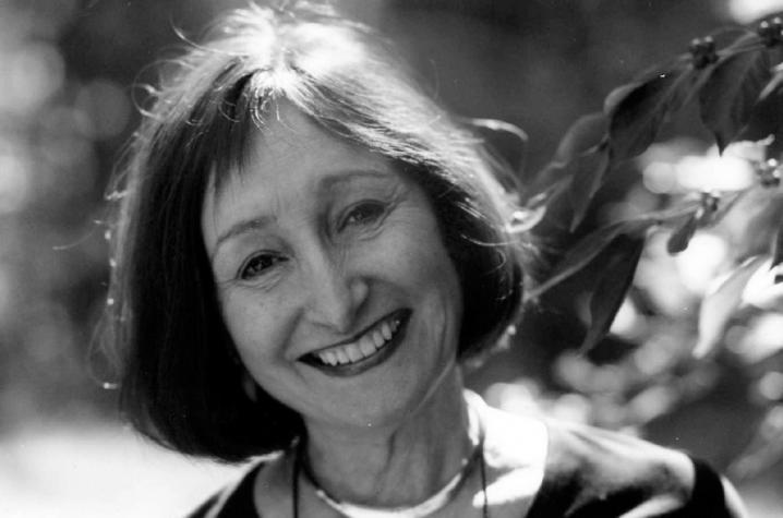 black and white headshot of Jane Gentry Vance