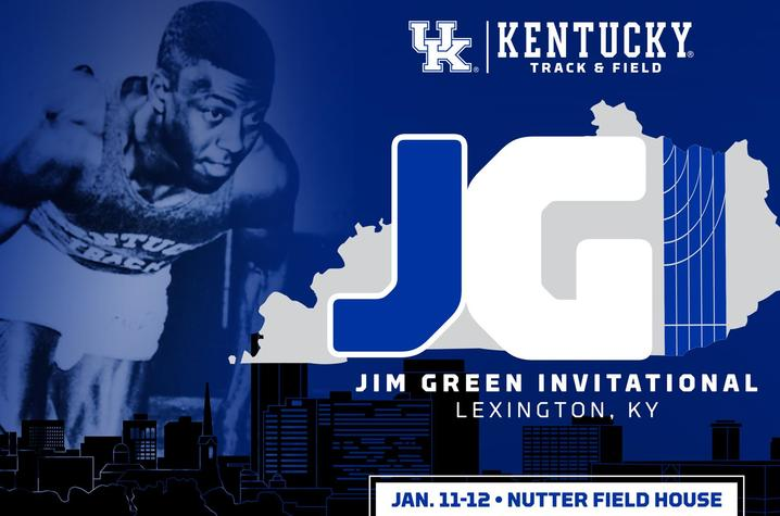 graphic of Jim Green Invitational