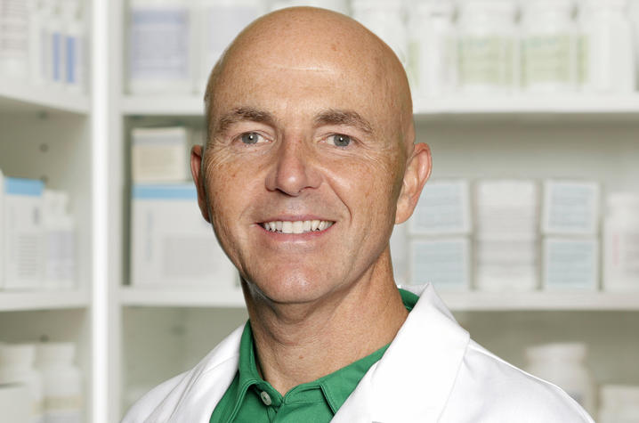 Joel Thornbury, Pharmacist