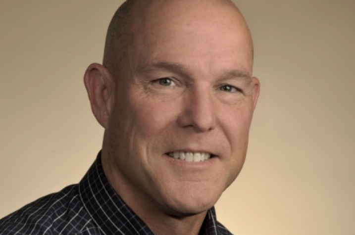 Photo of John McCarthy of the University of Kentucky Department of Physiology