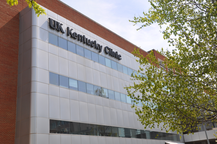 Image of the exterior of Kentucky Clinic