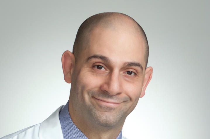 Dr. Andrew Leventhal, UKHC Gill Heart & Vascular Institute