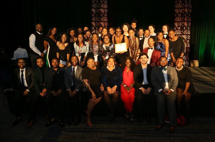photo of MANRRS group
