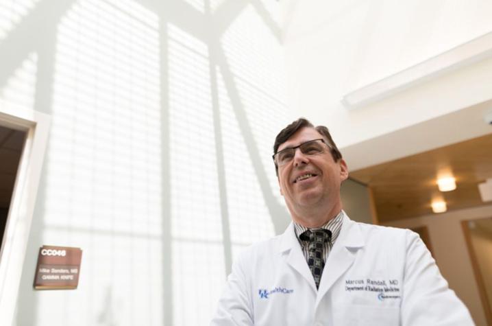 Dr. Marc Randall