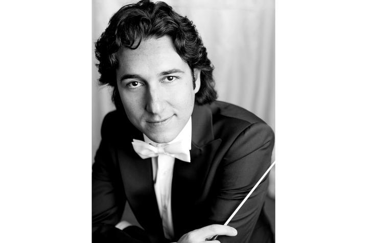 black and white headshot photo of Marcello Cormio