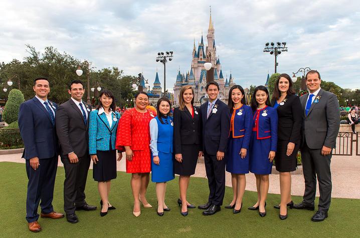 Photo of Walt Disney World Ambassadors