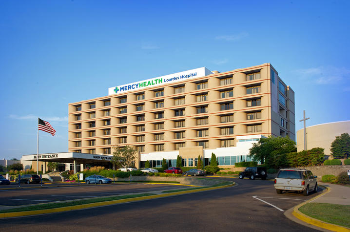 Mercy Health – Lourdes Hospital