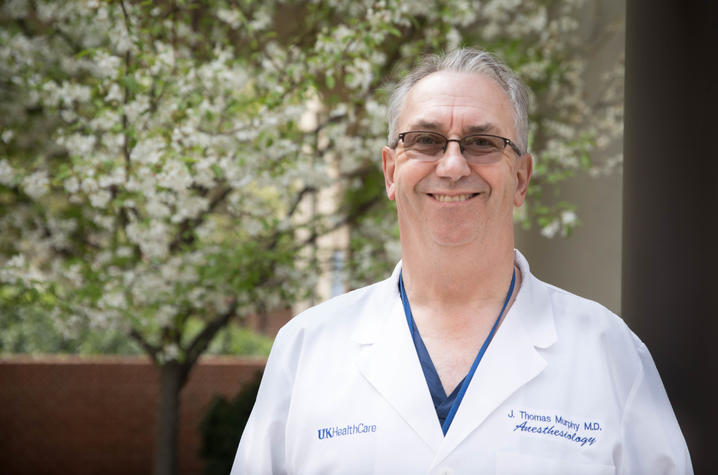 Dr. J. Thomas Murphy