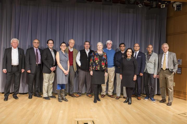 Photo of presenters at the 2016 Neurogastronomy Symposium