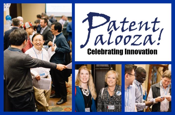 Patent Palooza graphic