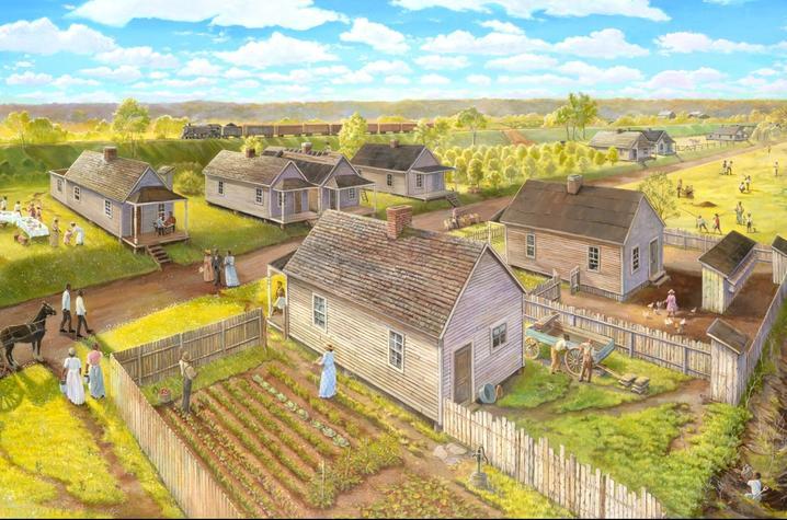 Davis Bottom History Preservation Project