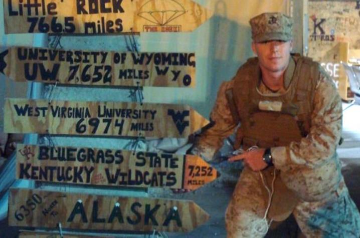 UK Honors Student Veteran Matthew Ebert