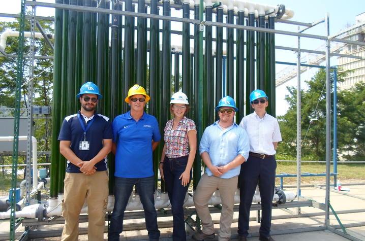 UK CAER biofuels and environmental catalysis group