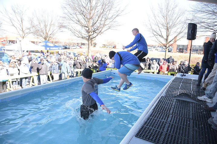 photo of UK Police at Polar Plunge