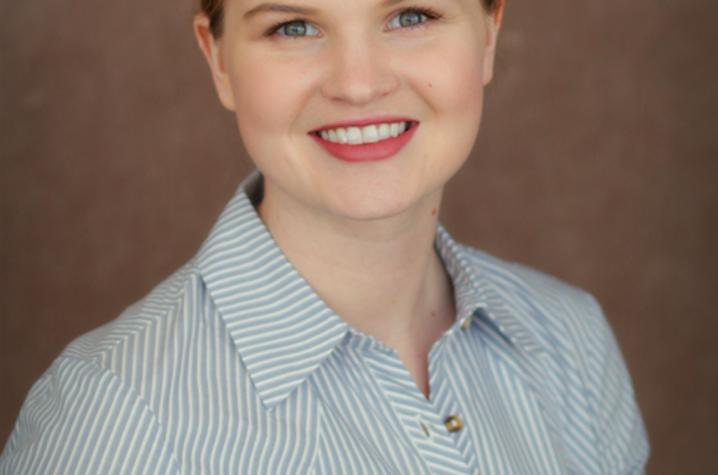 Ashley Gibson, MA