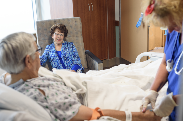 Bobby and Marcia Roark