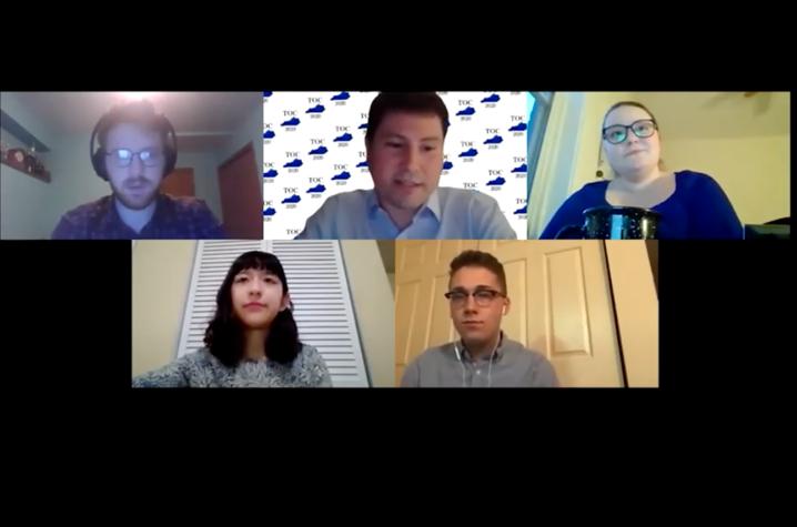 University of Kentucky Debate Team Presents: Virtual Public Debate.