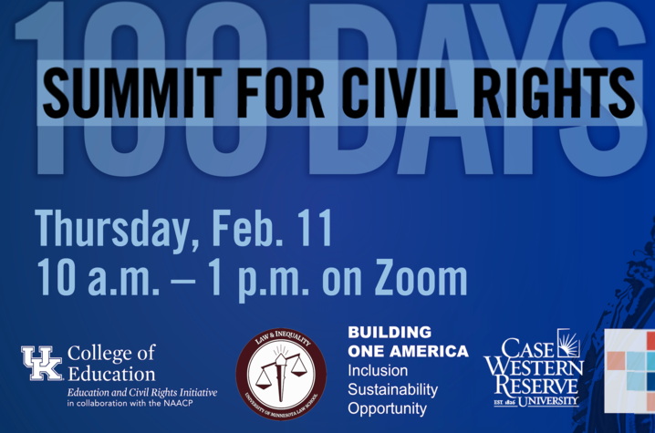 100 Days Summit for Civil Rights