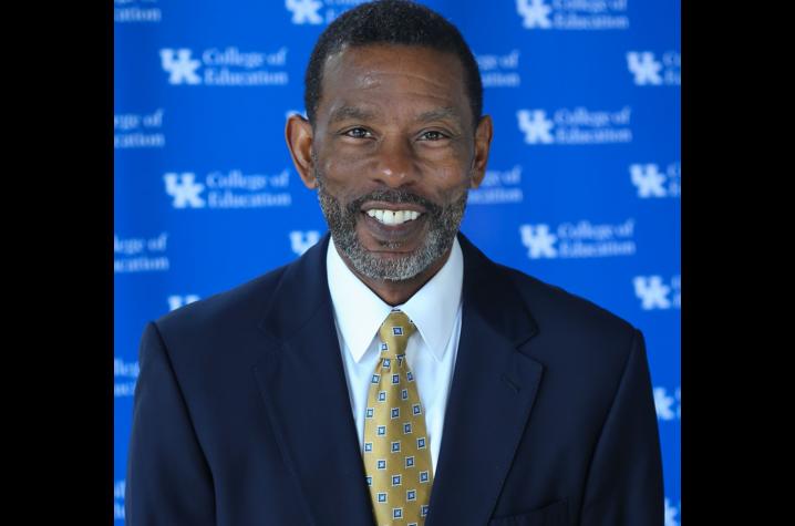 University of Kentucky College of Education professor Keith B. Wilson