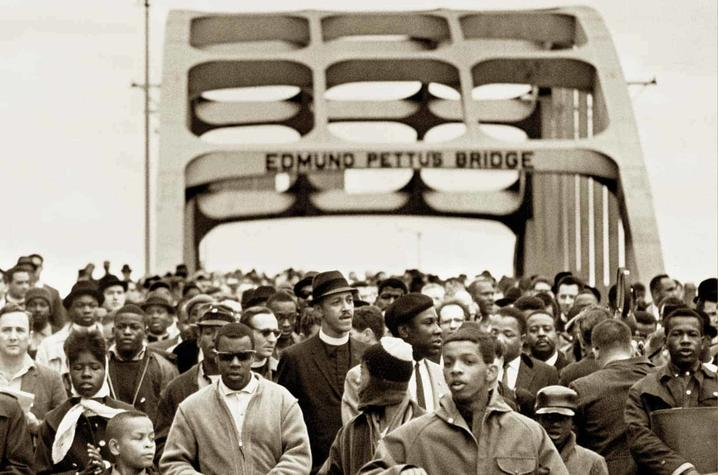 photo of Montgomery to Selma march