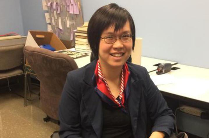 Shelley Zhou