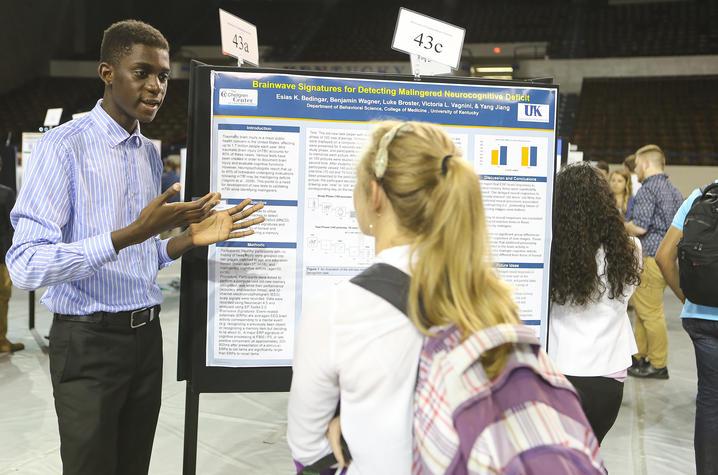 Showcase of Undergraduate Scholars