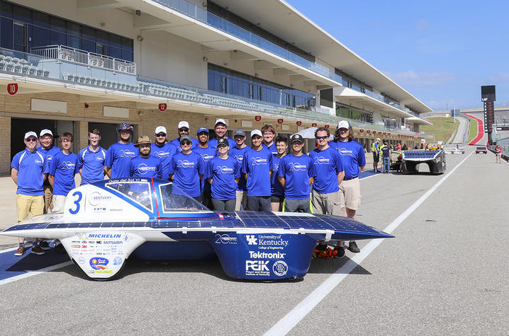 UK Solar Car Team
