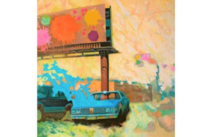 "photo of album cover of ""Splotch Ecology"""