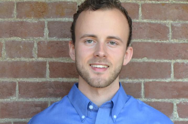 headshot photo of Tyler Russell