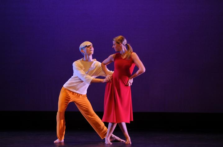 photo of couple dancing from UK Dance Program
