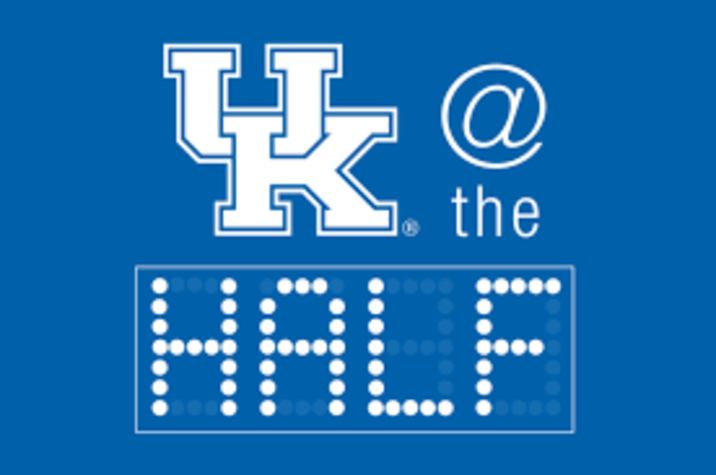 "photo of ""UK At the Half"" logo"
