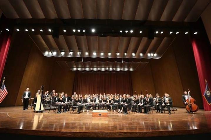 photo of UK Wind Symphony