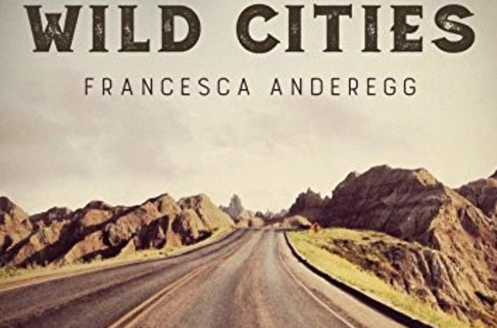 """photo of cover of """"Wild Cities"""" album by Francesca Anderegg"""