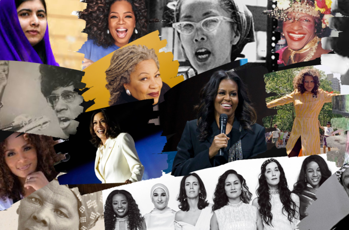 image of UK 2021 Womxn's Herstory Month poster