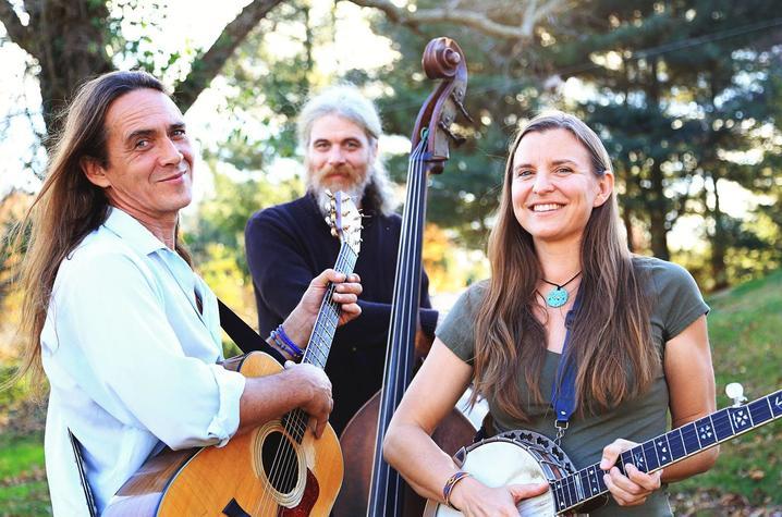 photo of trio Zoe Speaks