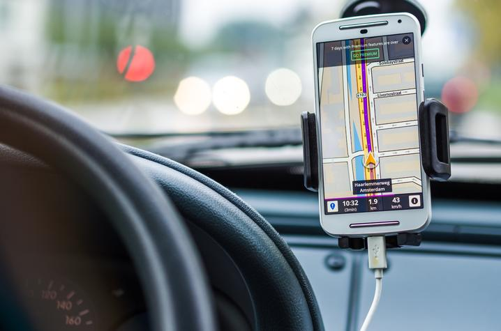 Stay safe when using rideshare apps