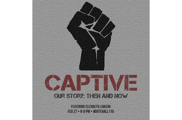 """photo of """"Captive"""" poster"""