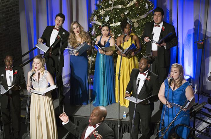"photo of UK Opera vocalists at 2016 ""Celebration of Song"""