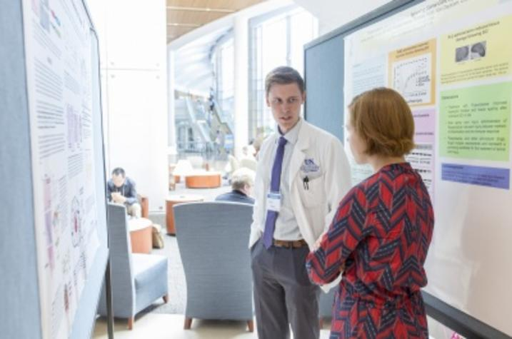 Photo from the 2017 KNI Clinical-Translational Research Symposium