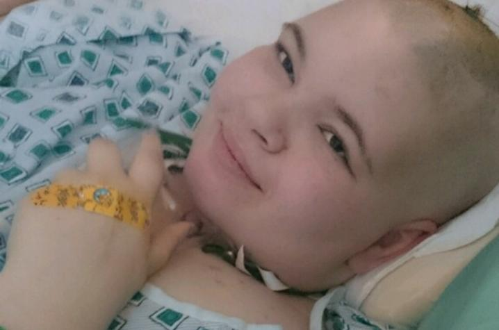 Photo of Destiny Taschner in the UK HealthCare PICU