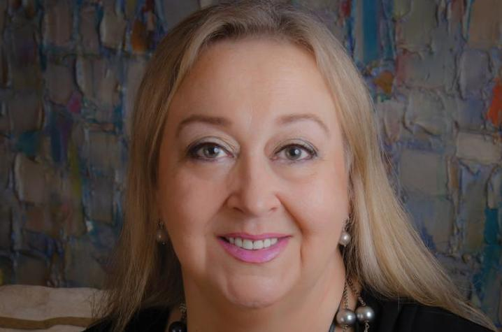 UK alumna Pat Hudson