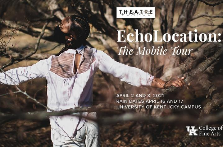 "photo of Web banner for UK Dance's ""EchoLocation"" April 2-3"