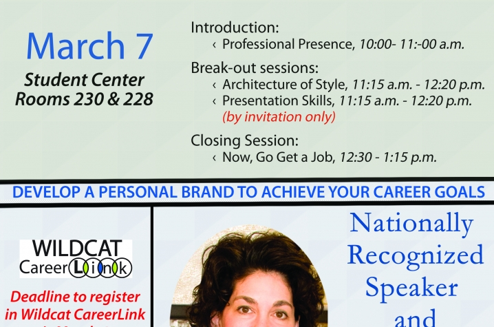 Career Center to Host Personal Branding Workshop | UKNow